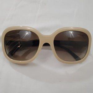 Chanel 5280-Q 528/S5 Sunglasses Light Brown Cream
